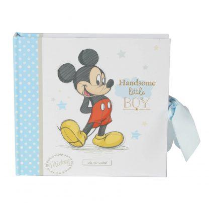 "4"" x 6"" Disney Magical Beginnings Mickey Photo Album - DI421"