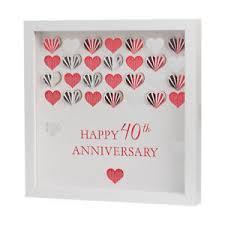 40th Wedding Anniversary Ruby Wall Plaque - WG97140