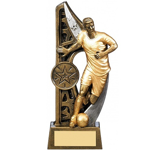 *NEW* Imperius Male Footballer Trophy - 4 Sizes - RF236