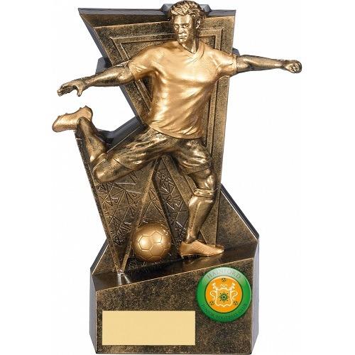 *NEW* Legacy Male Footballer Trophy - 4 Sizes - RF232